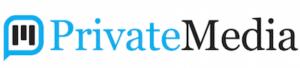 Private Media logo