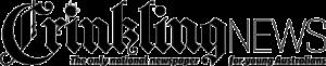 Crinkling News logo